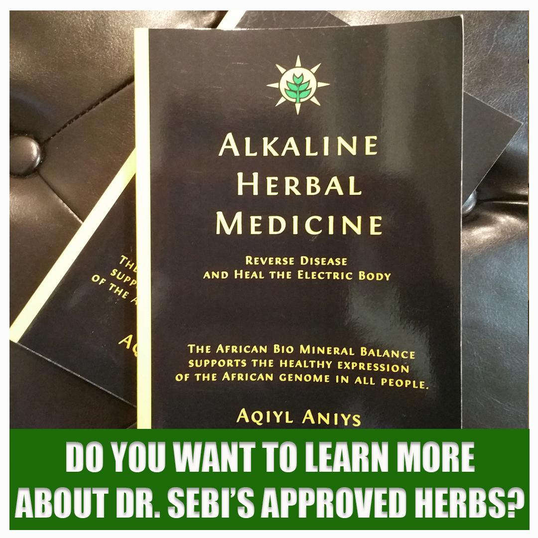 ALKALINE HERBS | A HEALTHY CRUSH - BEYOND VEGAN